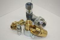 Hydraulic Couplers