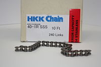 stainless roller chain
